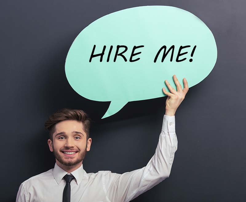 How to get your first IT job
